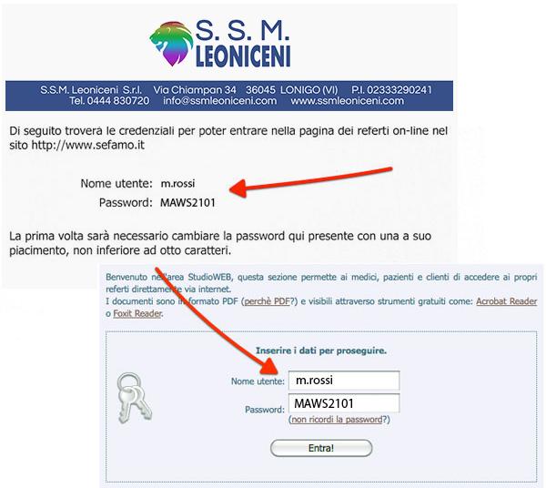 SSM Leoniceni - Laboratiorio Analisi e Poliambulatorio Lonigo
